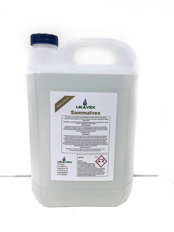 Kuva likavex Sammalvex -tuotteesta